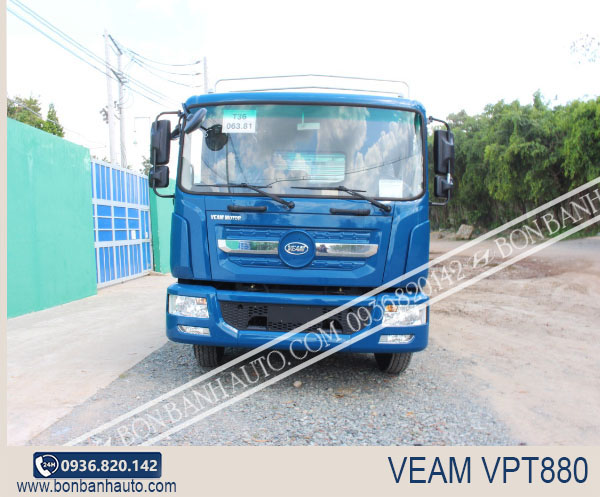 veam 8 tấn vpt880